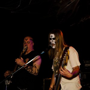 At the Spine at Metalween 2014 @ The Skylark on www.nadamucho.com