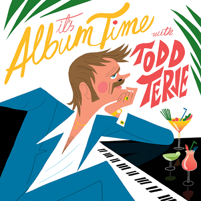 Todd Terje – It's Album Time on www.nadamucho.com