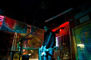Charlatan @ Cafe Racer on Nada Mucho by Jim Toohey