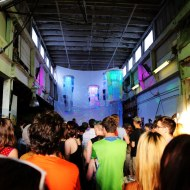 Hangar 1 @ Big BLDG Bash 2015 by Jim Toohey for Nada Mucho