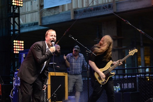 Protomartyr at CHBP by Gregory Heller for Nada Mucho