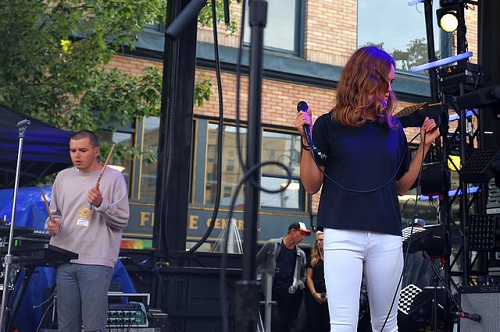 Wet @ CHBP by Sunny Martini for Nada Mucho