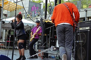 Deep Creep at Bumbershoot 2015 by Jim Toohey for Nada Mucho