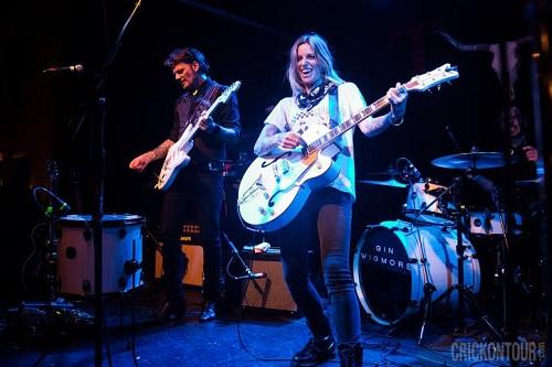Gin Wigmore @ The Tractor Tavern 2 by Alex Crick for Nada Mucho