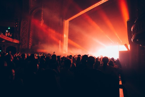 Odesza @ The Paramount by Kyle Davis for Nada Mucho