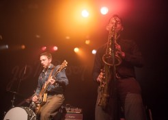 JD McPherson @ The Tractor by Tori Dickson for Nada Mucho 12