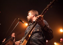 JD McPherson @ The Tractor by Tori Dickson for Nada Mucho 8