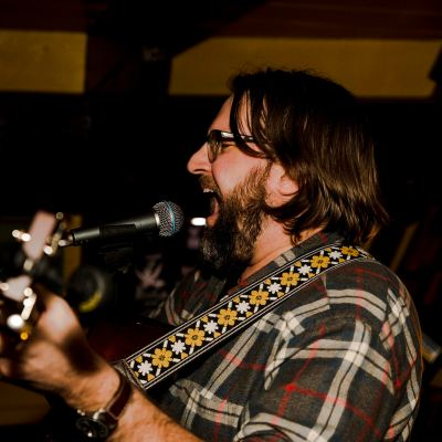 Aaron Semer @ TBFLAS. Photo by Jim Toohey.