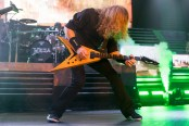 Megadeth @ WaMu Theater by Travis Trautt for NadaMucho