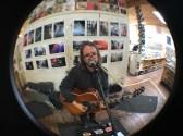 Patrick Galactic at Everyday Music. Photo Tim Basaraba.
