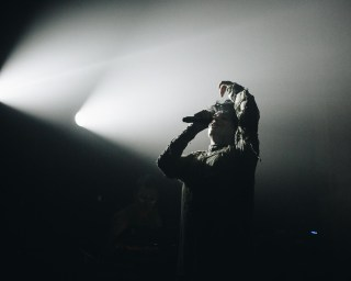 Gary Numan @ The Neptune by Stephanie Oster for NadaMucho (1)