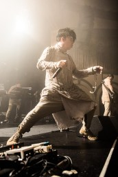 Gary Numan @ The Neptune by Stephanie Oster for NadaMucho (2)