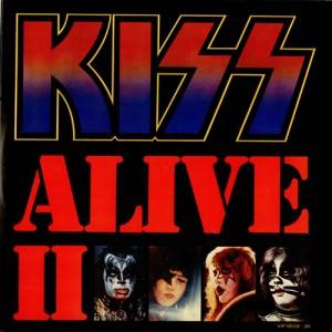10 - KISS - ALIVE II