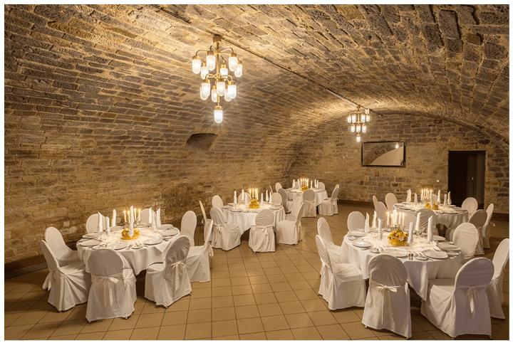 Hochzeitssaal Hotel Halbersbacher Annaberg