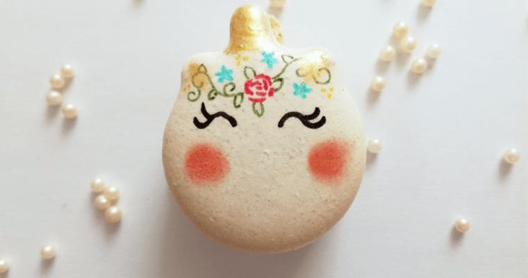 Unicorn macarons, hoe leuk en lekker?!