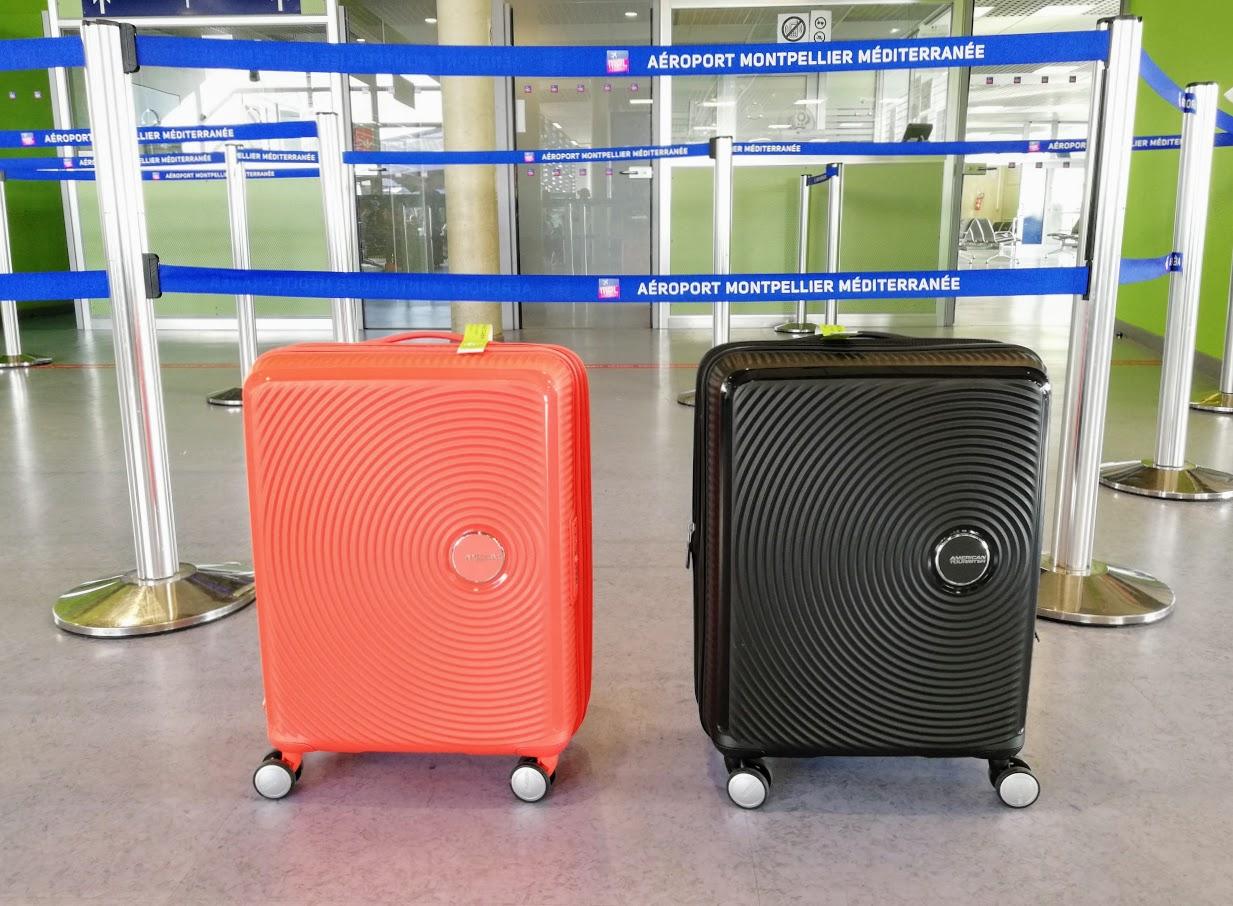 Getest: American Tourister Soundbox Suitcase