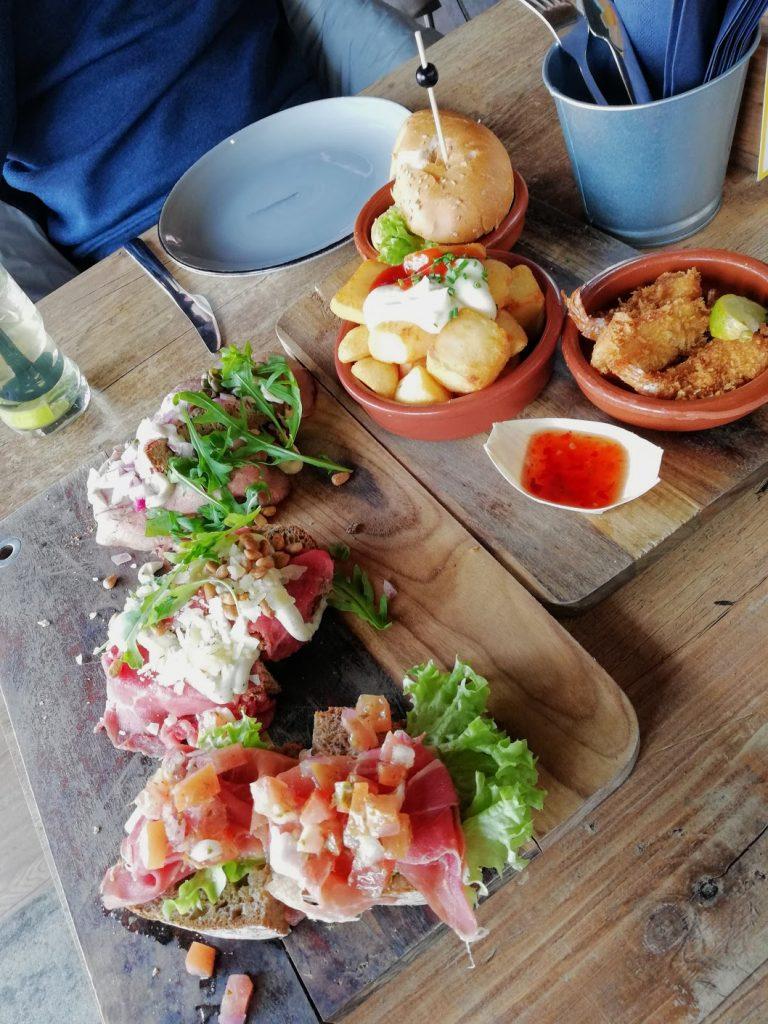 De lunchgerechtjes van Tres Tapas & Wine Bar in Veenendaal