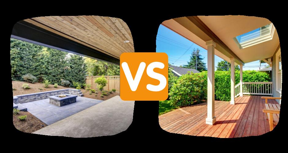 porch vs patio understanding the