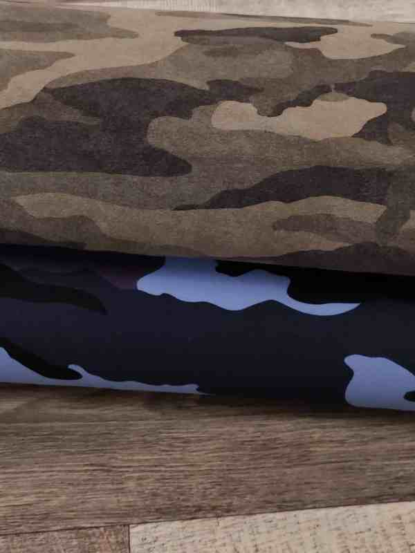 Sweat Camouflage angeraut