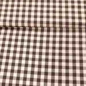 Baumwollstoff Vichy Karos 10mm