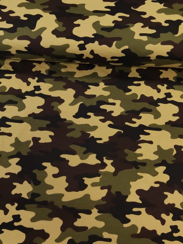 Sweat Camouflage Sand