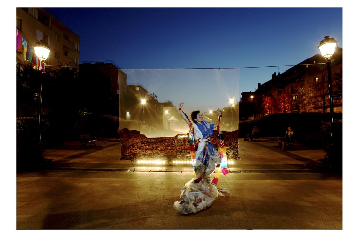 Portrait report- La femme aux semelles de vent-Nadia Rabhi-30