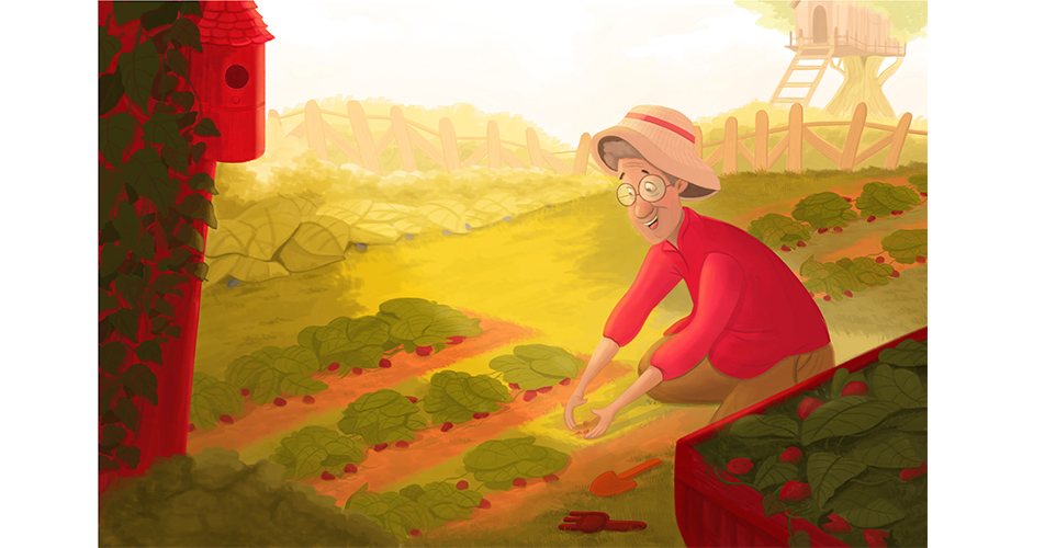 Illustration for Lightbooks-Publishing/ Nadia Ronquillo