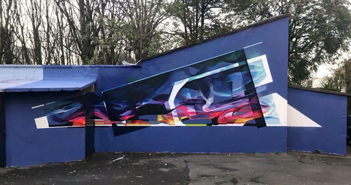 Modern Graffiti Bandi Tacos