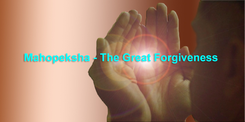 Mahopeksha – The Great Forgiveness