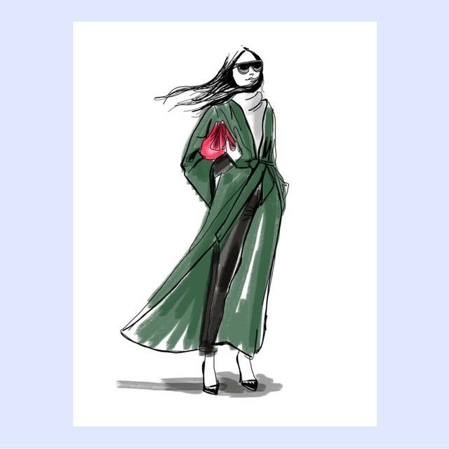 fashion illustration   nadinebatista.de