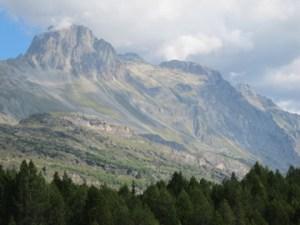 Maloja Mountain