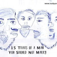 15 Traits of a Man you Should NOT Marry