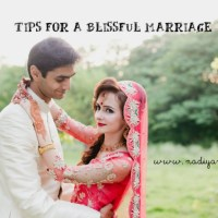 Tips For a Blissful Marriage