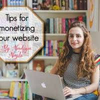 Tips for Monetizing your Website