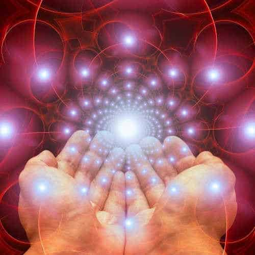 Heilende Hände Quanteneilung, Reinkarnationstherapie, Rückführung Nadja Hafendörfer