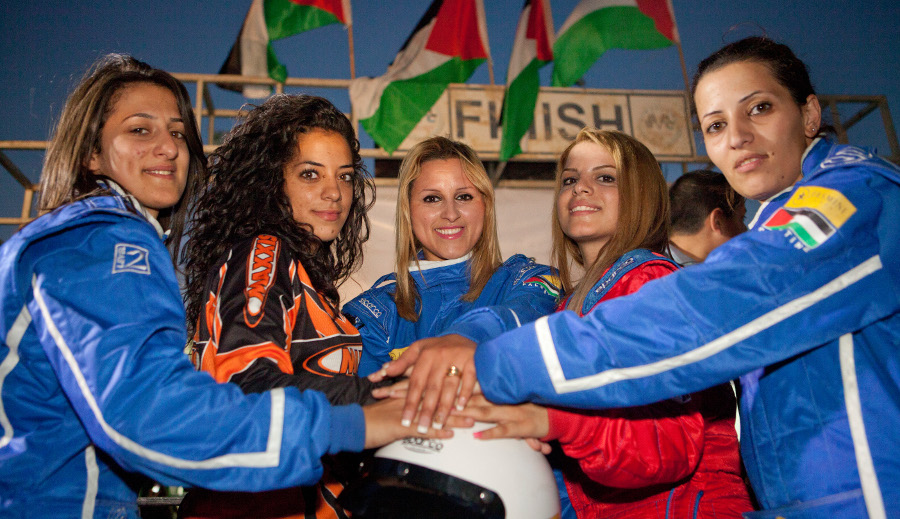 Speed Sisters: The First All-Women Motor Racing Team In The Middle East