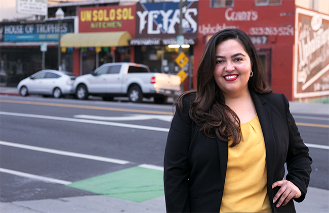 *UPDATED* Wendy Carrillo, From Undocumented To Running For Congress