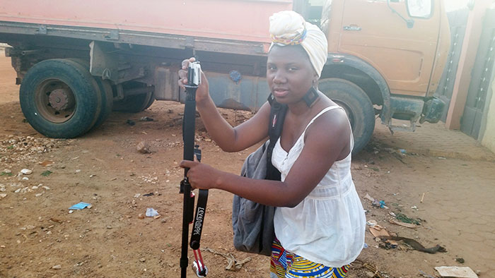 Ifrikia Kengué, revolutionising media in Africa