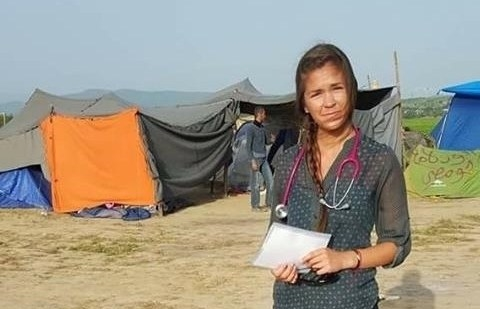 Jeanna Deswert, Caring For Women In Refugee Camps