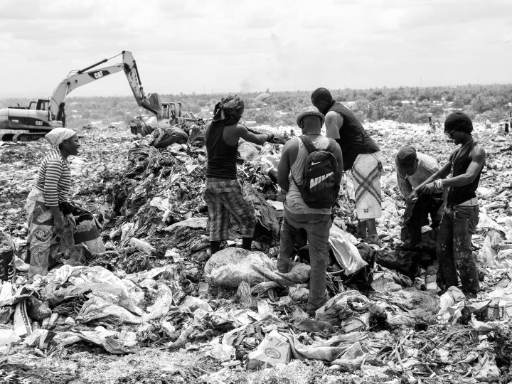 Women bear the brunt of Africa's urban disasters, such as the collapse of landfills