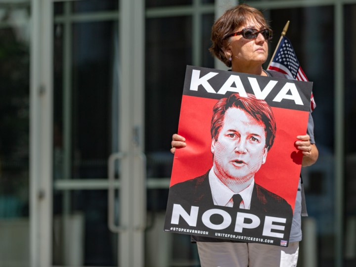 What the Kavanaugh Vote Means For Women And Democracy