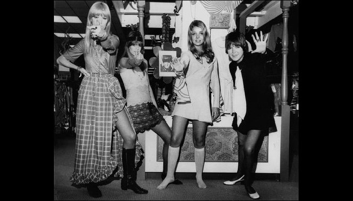 Mary Quant: fashion's inspirational icon for the #metoo era