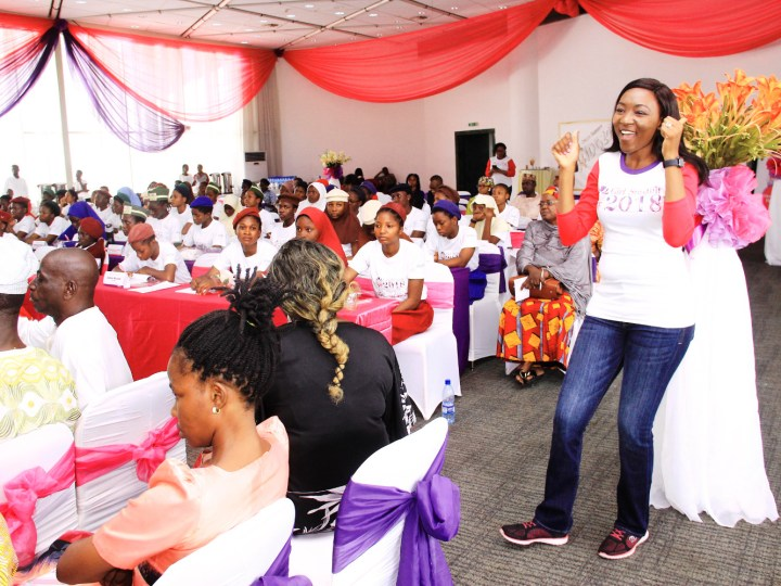 Nigeria: a new generation of girl leaders in the making