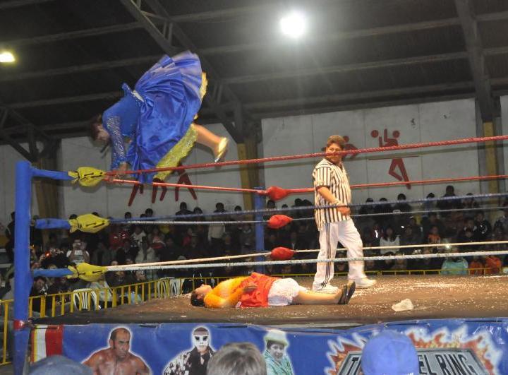 How indigenous women revolutionised Bolivian wrestling