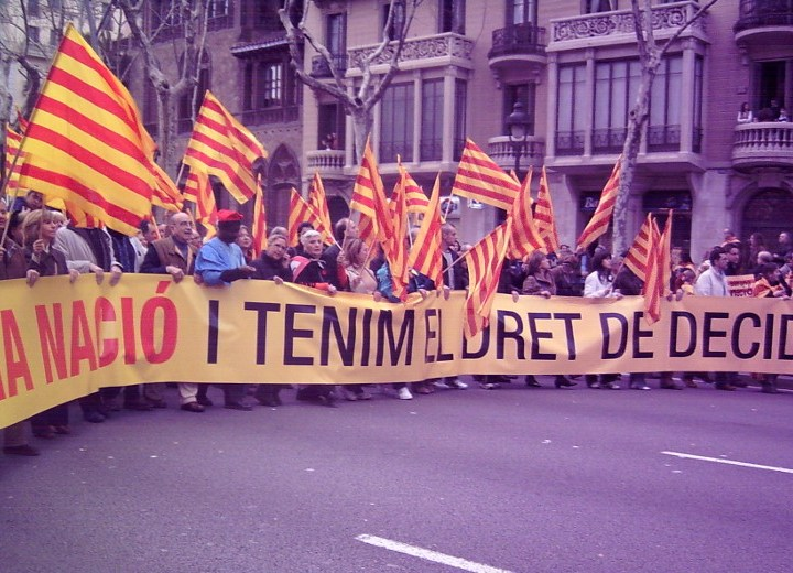 self-determination, catalonia