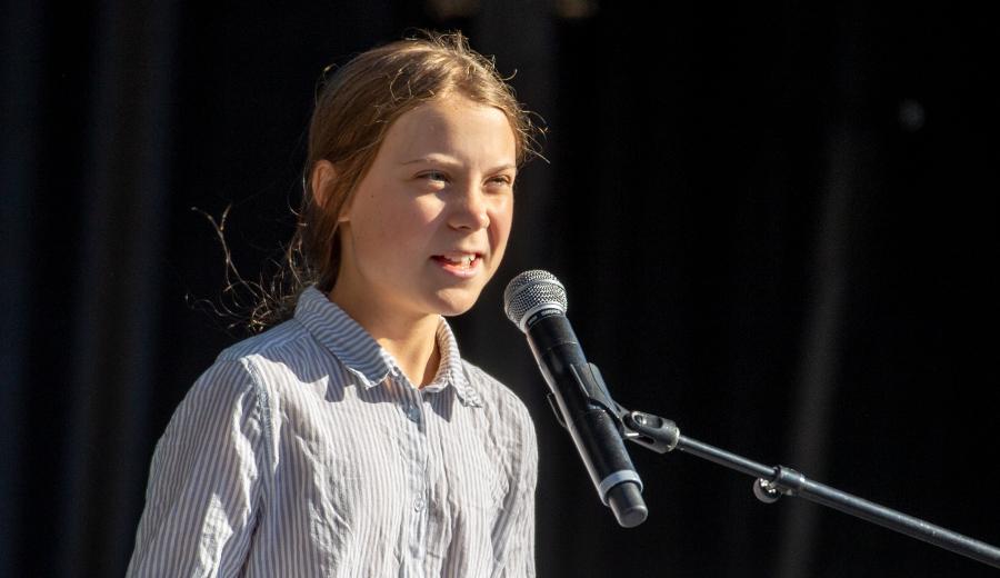 Tax breaks for fossil fuels 'a disgrace,' Greta Thunberg tells US Congress