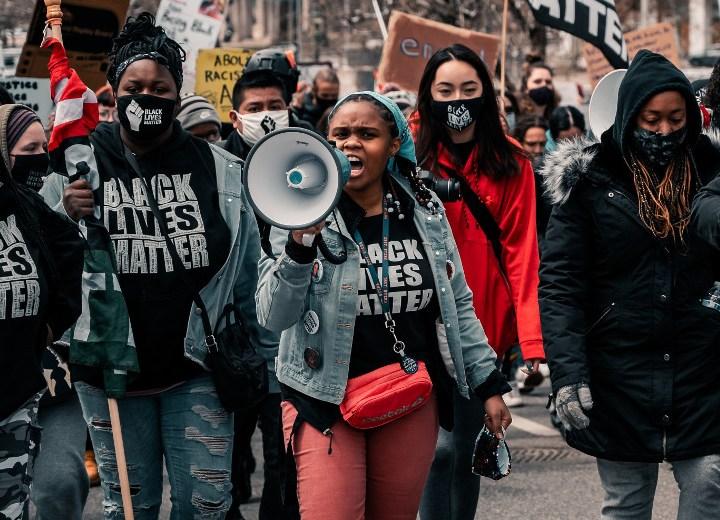 black lives matter, abolitionists