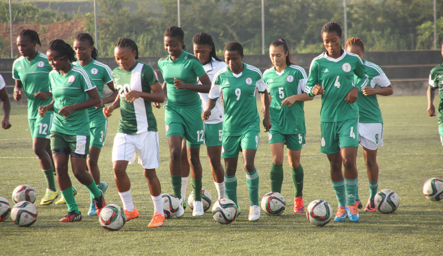 Women's football in Nigeria has a long history of defiance