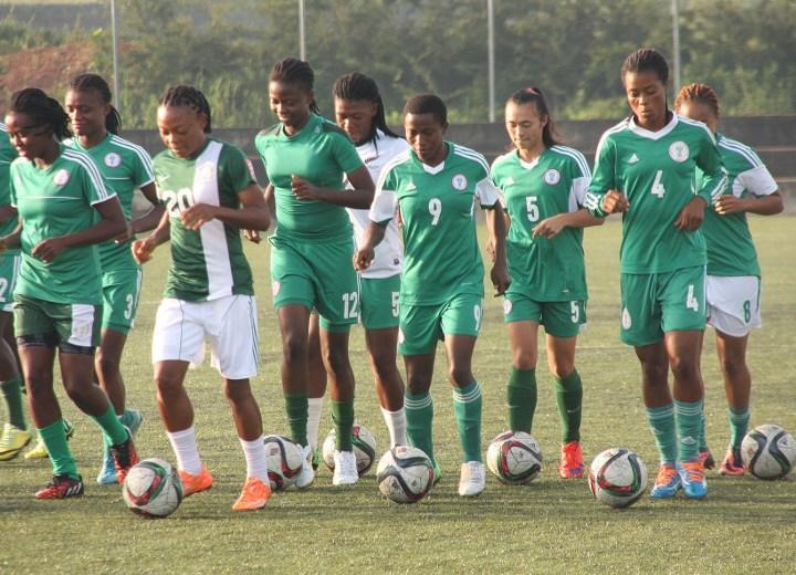 nigeria, women's football