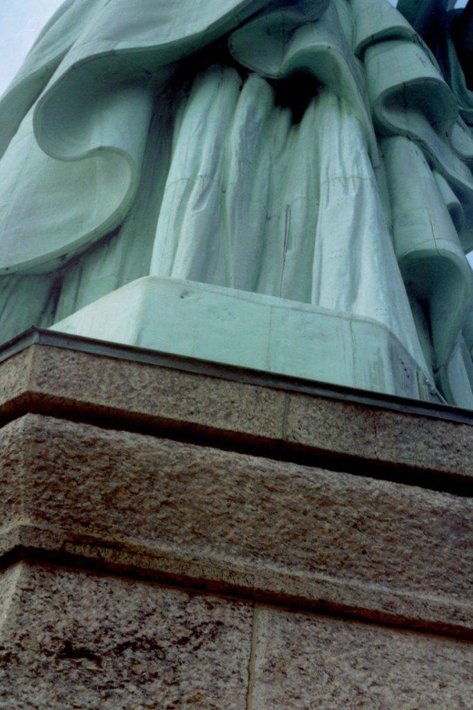 Liberty Pedestal